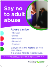 01 Physical Abuse Poster