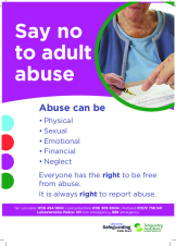 03 Financial Abuse Poster
