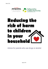 Reducing the risk of harm to children in your home (July 2017)