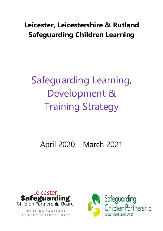 Learning Development Training Strategy
