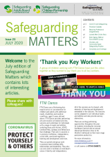 Safeguarding Matters - Issue 23 - July 2020