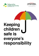 Keeping Children Safe Is Everyone's Responsibility