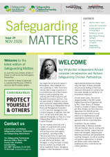 Safeguarding Matters - Issue 24 - November 2020
